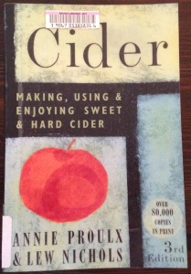 making using enjoying cider