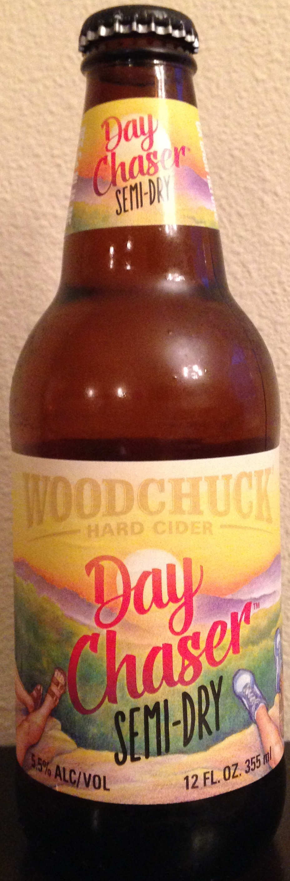 Woodchuck Day Chaser