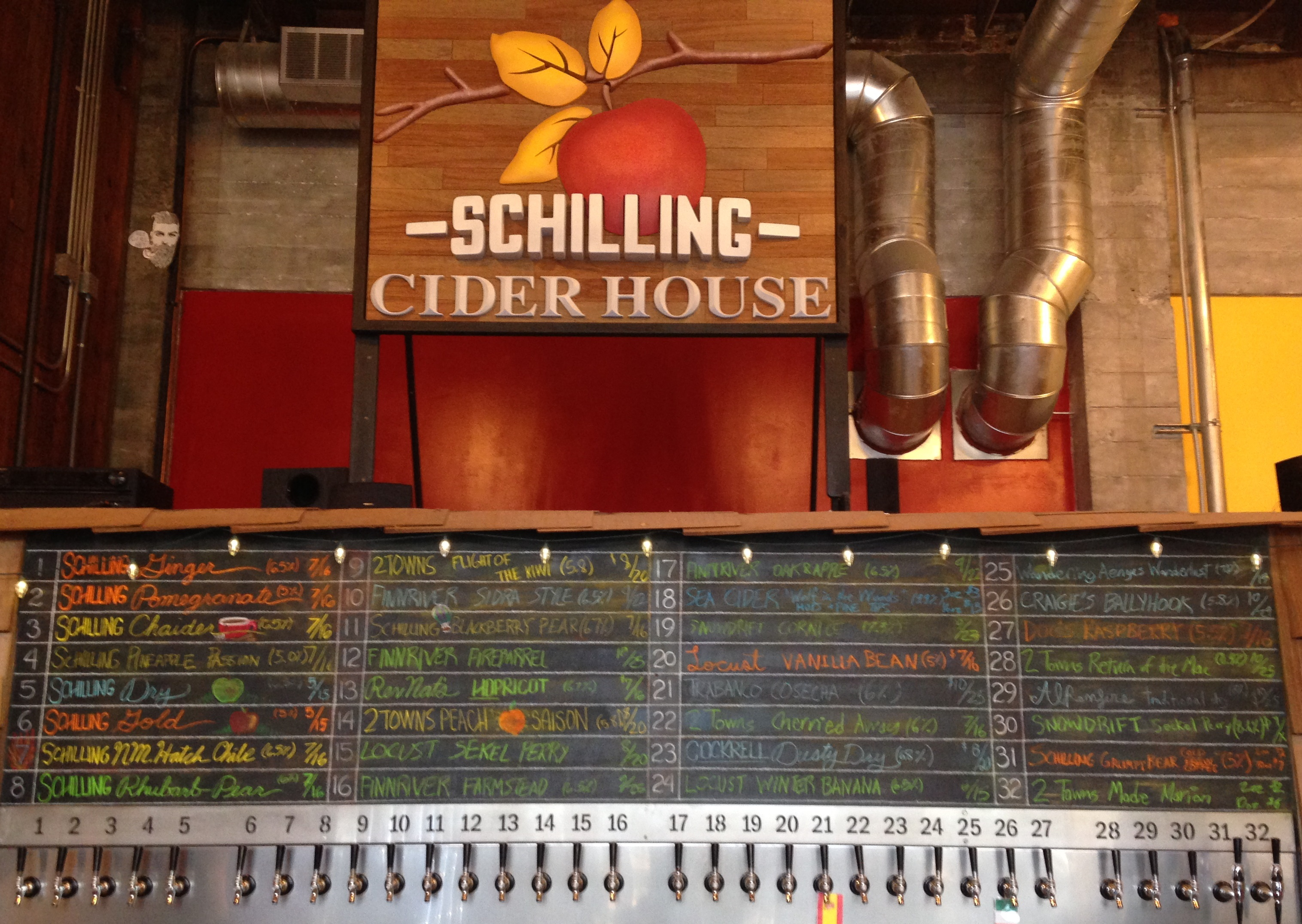 Schilling Cider House Visit 25 Tasting Notes Cider Says